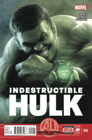 Indestructible Hulk Vol 1 15