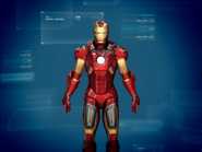 Iron Man Armor MK VII (Earth-199999) from Iron Man 3 (video game) 001