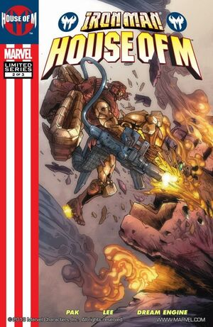 Iron Man House of M Vol 1 2