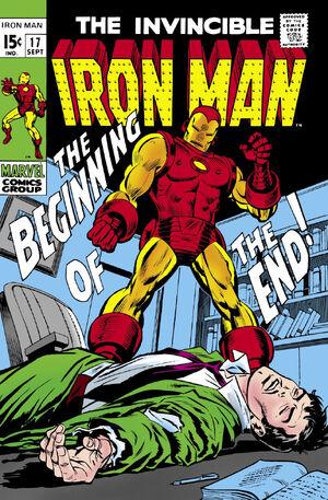 Iron Man Vol 1 17