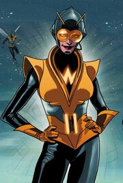 Janet Van Dyne (Earth-616) from Uncanny Avengers Vol 1 12