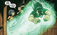 Julian Keller (Earth-616), Noriko Ashida (Earth-616) and Megan Gwynn (Earth-616) from New X-Men Vol 2 43 0001