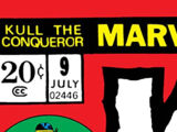 Kull the Conqueror Vol 1 9
