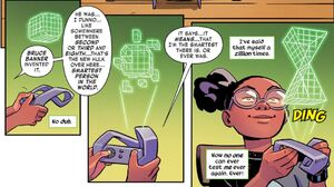 Lunella Lafayette (Earth-616) from Moon Girl and Devil Dinosaur Vol 1 13