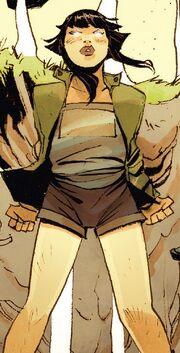 Maddie (Mutant) (Earth-616) from Deadpool vs. Old Man Logan Vol 1 4 002