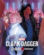 Marvel's Cloak & Dagger poster 008