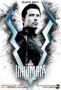 Marvel's Inhumans poster 003