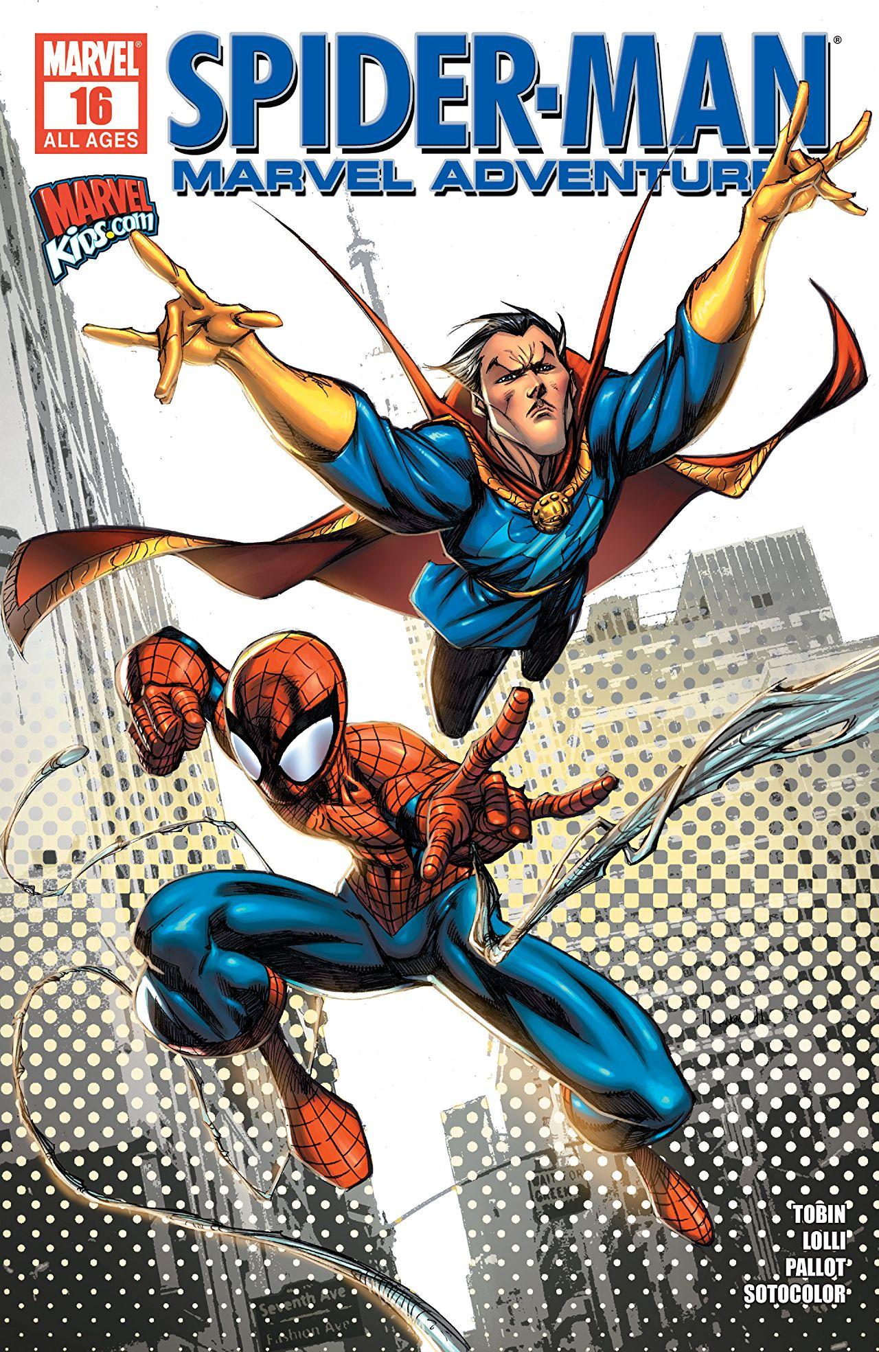 Marvel Adventures Spider-Man Vol 2 16