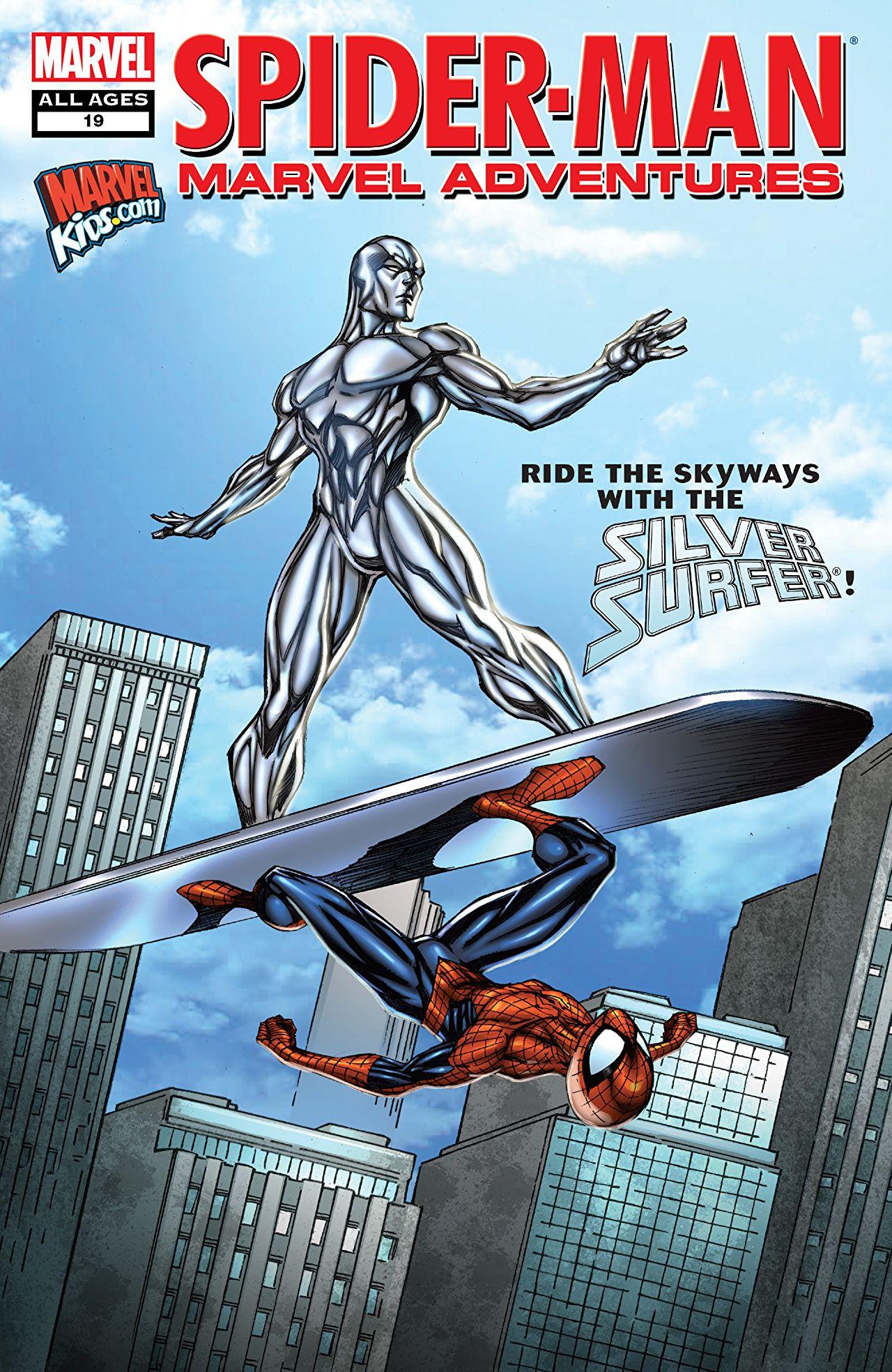 Marvel Adventures: Spider-Man Vol 2 19   Marvel Database ...