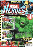 Marvel Heroes (UK) Vol 1 1