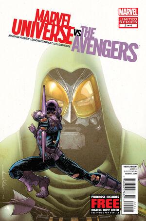 Marvel Universe Vs. The Avengers Vol 1 2