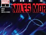 Miles Morales: The End Vol 1 1