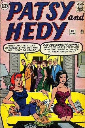 Patsy and Hedy Vol 1 82
