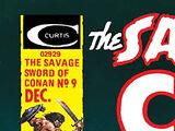 Savage Sword of Conan Vol 1 9