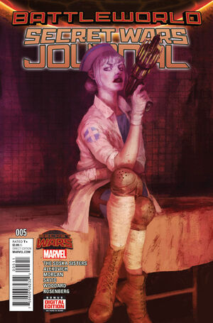 Secret Wars Journal Vol 1 5