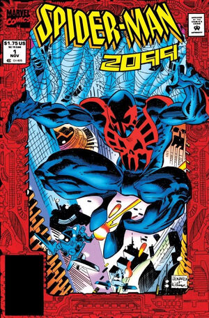 Spider-Man 2099 Vol 1 1
