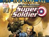 Steve Rogers: Super-Soldier Vol 1 1