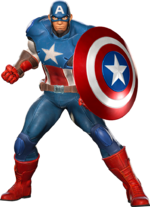 Steven Rogers (Earth-30847) from Marvel vs Capcom Infinite 0001