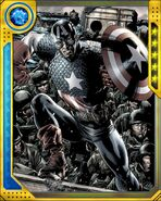 Steven Rogers (Earth-616) from Marvel War of Heroes 012
