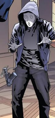 Terry (Bank Robber) (Earth-616) from Spider-Man 2099 Vol 2 2 001