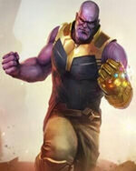 Thanos (Earth-TRN461) from Spider-Man Unlimited (video game) 003