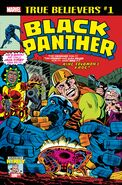 True Believers Kirby 100th - Black Panther Vol 1 1