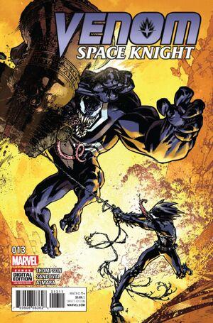 Venom Space Knight Vol 1 13