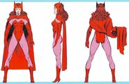 Wanda Maximoff (Earth-616) from Official Handbook of the Marvel Universe Master Edition Vol 1 9 0001