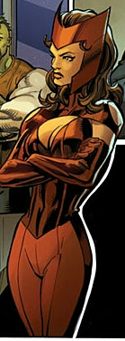 Wanda Maximoff (Prime) (Earth-61610) from Ultimate End Vol 1 1 001