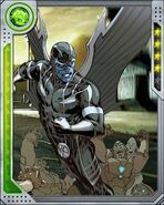 Warren Worthington III (Earth-616) from Marvel War of Heroes 021