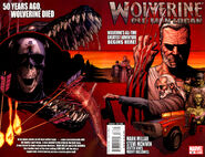 Wolverine Vol 3 66 Wraparound