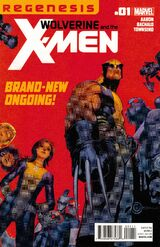 Wolverine and the X-Men Vol 1 1