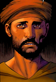 Yasif (Earth-1610) from Ultimate Spider-Man Vol 1 153 0001