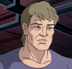 Abraham Whistler (Earth-92131) from Spider-Man The Animated Series Season 2 9 0001
