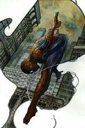 Amazing Spider-Man Vol 4 20 Bianchi Variant Textless