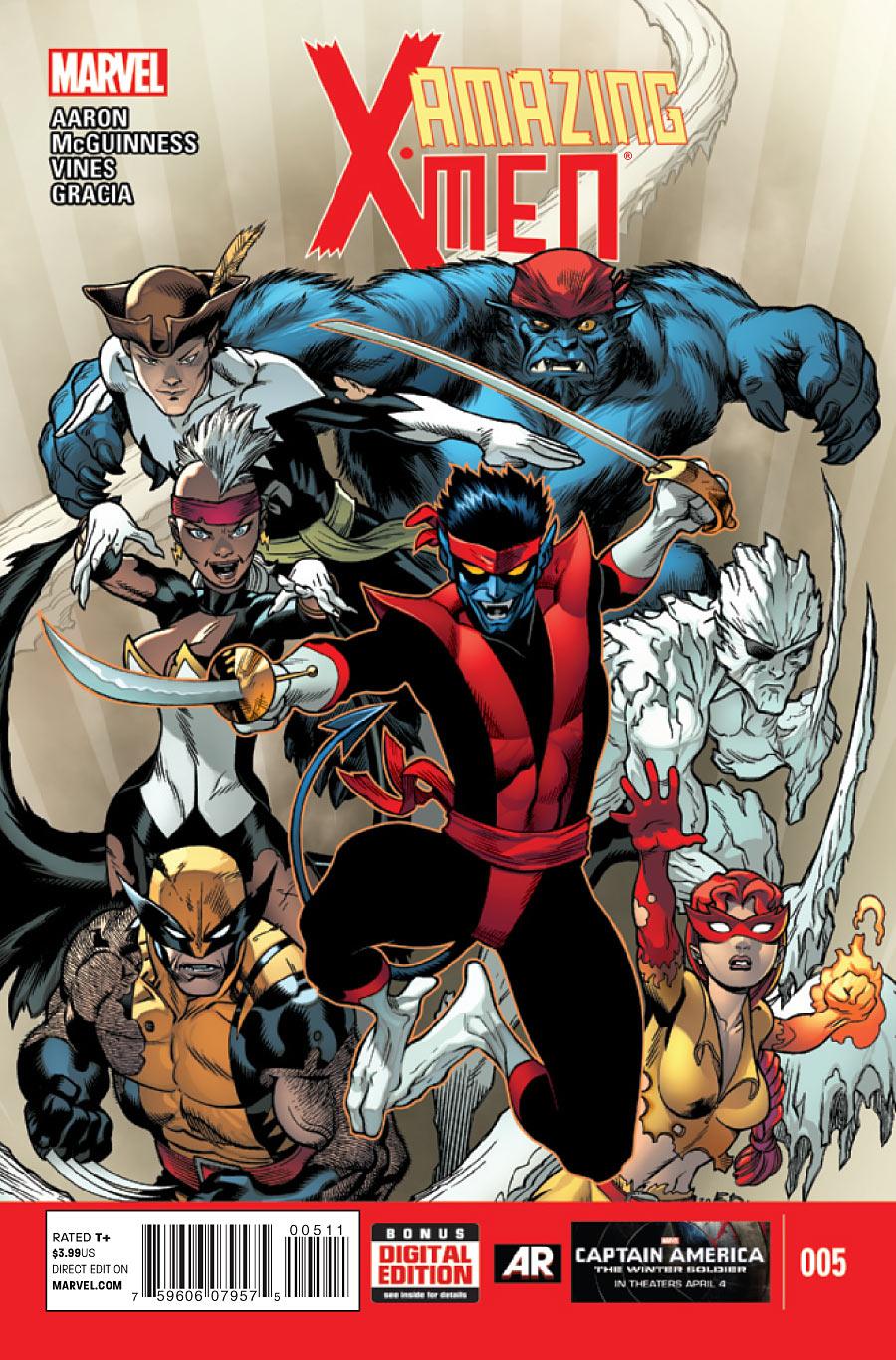 Amazing X-Men Vol 2 5