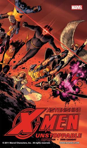 Astonishing X-Men TPB Vol 3 4 Unstoppable