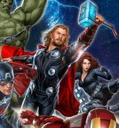 Avengers (Earth-199999) from Marvel's The Avengers Promo 0001