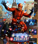 Avengers (Earth-616) from Avengers Earth's Mightiest Heroes Vol 1 4 001
