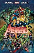 Avengers Assemble by Brian Michael Bendis Vol 1 1