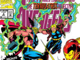 Avengers: The Terminatrix Objective Vol 1 2