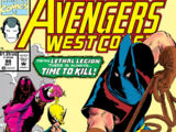 Avengers West Coast Vol 2 99