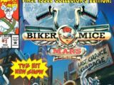Biker Mice from Mars Vol 1 1