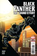 Black Panther The Sound and the Fury Vol 1 1