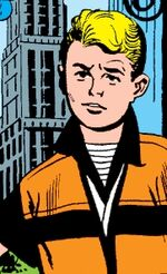 Bruce (Earth-616) from Tales to Astonish Vol 1 8 0001