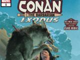 Conan the Barbarian: Exodus Vol 1 1