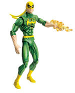 Daniel Rand (Earth-616) from Marvel Universe (Toys) Series I Wave II 0001