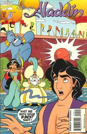 Disney's Aladdin Vol 1 9