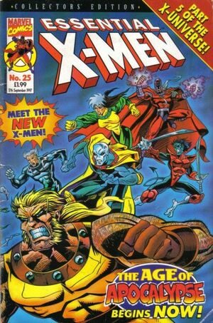 Essential X-Men Vol 1 25