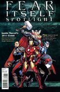 Fear Itself Spotlight Vol 1 1